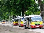 Dự kiến khoảng cách tối đa giữa 2 điểm dừng xe buýt ngoài nội thành là 2km