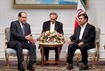 'Không có rào cản trong quan hệ Iran - Irắc'