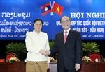 """Hội nghị """"Quan hệ hợp tác Quốc hội Việt Nam - Lào, Đoàn kết - Hữu nghị"""""""