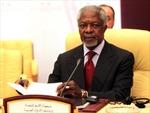 Xyri cam kết tôn trọng kế hoạch hòa bình của đặc phái viên Annan
