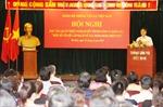 Đảng bộ TTXVN học tập, triển khai Nghị quyết Trung ương 4