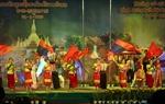 Tình đoàn kết đặc biệt Việt - Lào