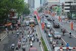 Thông xe hai cầu lắp ghép ở Hà Nội