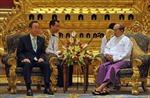 LHQ hối thúc phương Tây nới lỏng hơn nữa cấm vận Mianma
