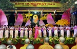 Tưng bừng Đại Lễ Phật Đản năm 2012