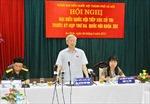 Lãnh đạo Đảng, Nhà nước tiếp xúc cử tri