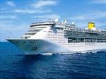 Tàu biển 5 sao Costa Victoria lần đầu đến Việt Nam