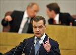 Ông Medvedev giữ chức thủ tướng Nga