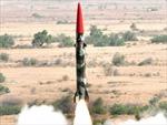 Pakixtan thử tên lửa đạn đạo mang đầu đạn hạt nhân