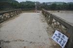 Sập cầu ở Trung Quốc