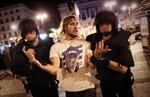 """Châu Âu sôi sục biểu tình chống """"thắt lưng buộc bụng"""""""