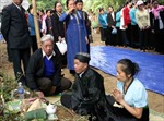 Cung cách ứng xử trong ăn uống của người Thái Lai Châu
