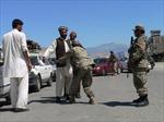 Lại tấn công liều chết ở Ápganixtan, 11 người thiệt mạng
