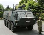 Nhật Bản chế tạo xe trinh sát chống phóng xạ