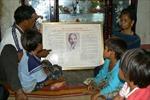 Đồng bào Bahnar học tập và làm theo thư Bác