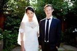 """""""Ông chủ"""" Facebook bất ngờ kết hôn"""