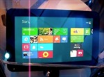 Máy tính bảng Windows 8 ra mắt vào tháng 11
