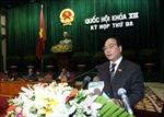 Chính phủ quyết tâm hoàn thành cao nhất các mục tiêu của Kế hoạch phát triển kinh tế - xã hội năm 2012