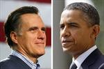 Bầu cử Mỹ: Ông Romney vượt ông Obama
