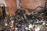 Cháy trường mầm non do chập điện