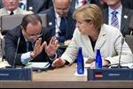 """Tổng thống Pháp """"ăn cắp"""" 15 phút tại hội nghị thượng đỉnh NATO"""