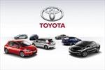 """Toyota giành lại """"ngôi đầu"""""""