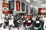 Giảm giá, thị trường xe máy vẫn ế ẩm
