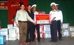 Hà Giang: Đặt đá và trao tặng gần 800 triệu đồng cho Đảo Trường Sa