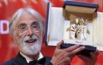 """""""Amour"""" đoạt Cành cọ vàng Cannes 2012"""