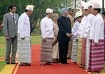 Ấn Độ và Mianma ký nhiều thoả thuận hợp tác quan trọng