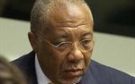 Cựu tổng thống Liberia lãnh án 50 năm tù