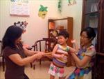 Hỗ trợ kịp thời cho trẻ em khó khăn