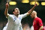 Không có Lampard, tuyển Anh khủng hoảng tuyến giữa