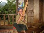 Cây khèn bè độc đáo của người Thái (Mai Châu)