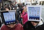 Apple dẫn đầu thị trường máy tính di động