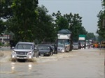 Lũ lụt hoành hành tại miền nam Thái Lan