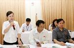 Kỳ họp thứ 3, Quốc hội khóa XIII: Thảo luận về ba dự án luật
