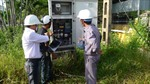 Áp dụng khoa học công nghệ vào điều khiển hệ thống chiếu sáng công cộng