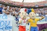 EURO 2012 khai mạc: Bữa tiệc màu sắc và âm nhạc