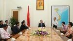 Phó Thủ tướng Nguyễn Thiện Nhân tiếp đoàn Việt kiều Thái Lan về thăm Việt Nam
