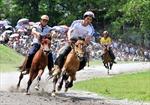Chung kết Giải đua ngựa truyền thống Bắc Hà