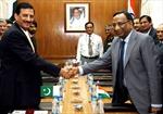Ấn Độ, Pakixtan đàm phán về sông băng Siachen
