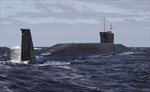 Iran bắt đầu chế tạo tàu ngầm hạt nhân