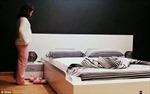Giường tự thu dọn chăn gối