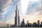 Xây nhà cao nhất thế giới trong 90 ngày