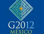G20 trước sứ mệnh cực kỳ khó khăn