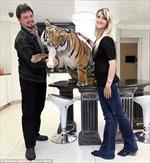 Sống chung với hổ