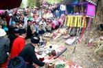 Phục dựng Lễ hội Xên Mường- Mường Thanh