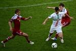 EURO 2012 Lượt trận cuối bảng B Bồ Đào Nha-Hà Lan: Như con gió thoảng...
