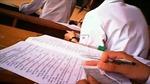 Không có ai ở trường Đồi Ngô phải hủy bài thi
